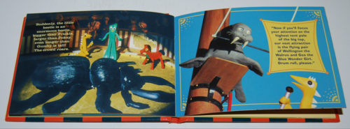 Gumby's circus holly harman 6