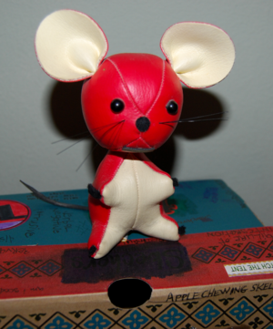 Toyroom mouse