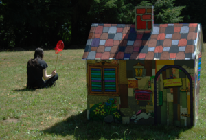 Patchwork playhouse 1x