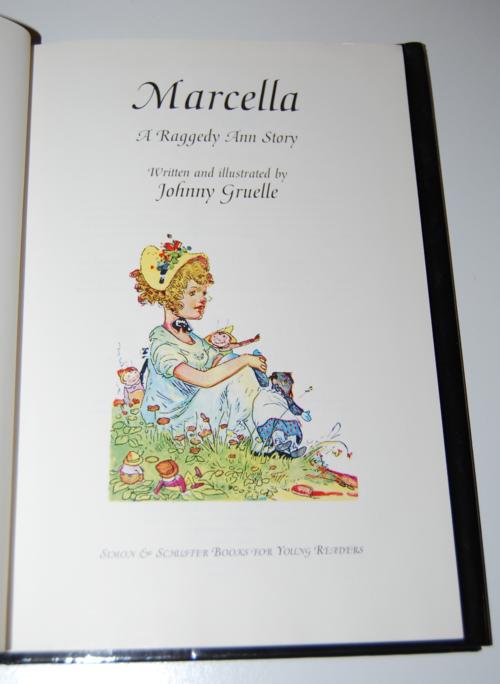 Marcella a raggedy ann story 2