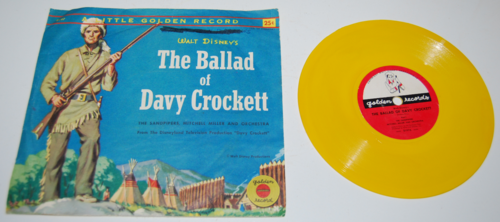 Vintage golden records for children 3