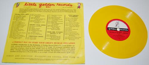 Vintage golden records for children 4