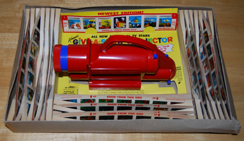 Kenner give a show projector 1
