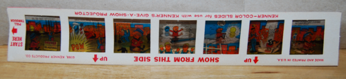 Kenner give a show projector mr magoo slide