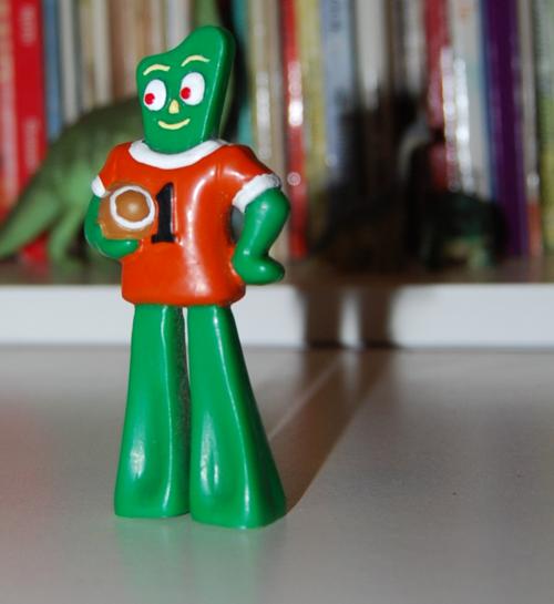 Gumby figure 3