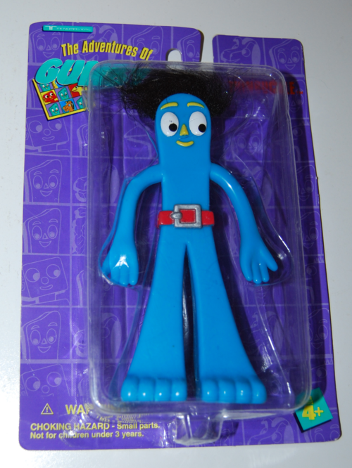 Gumby thinbuckle x