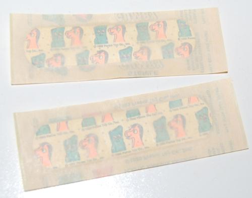 Gumby bandaids prema 1989 3