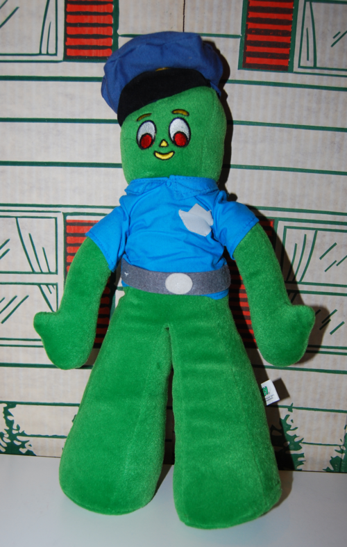 Officer gumby