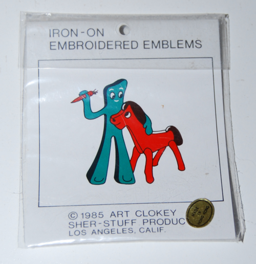 Gumby patches x