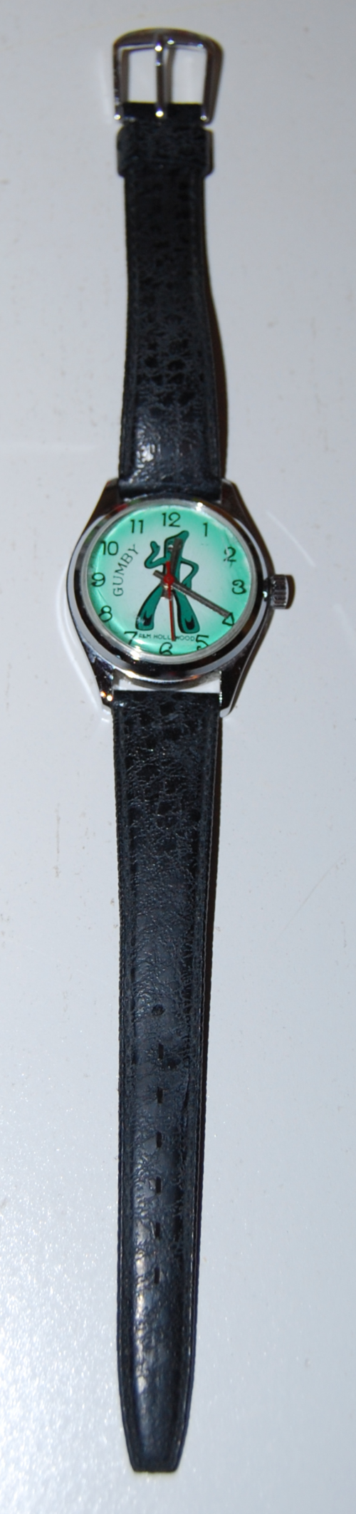 Vintage gumby watch
