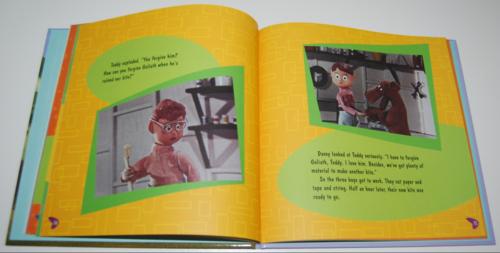 Davey & goliath books 8