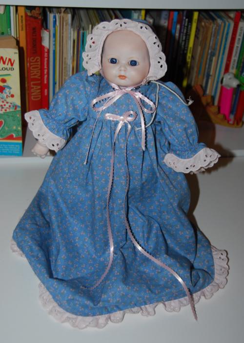 Bisque baby doll kesmer century
