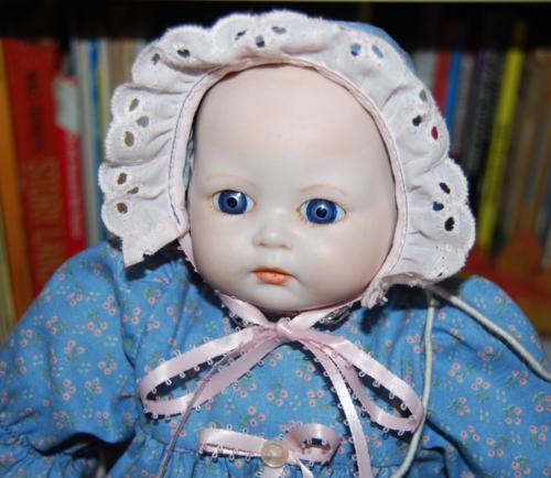 Bisque baby doll kesmer century 1