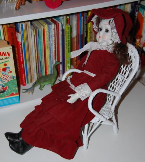 Bisque doll 3