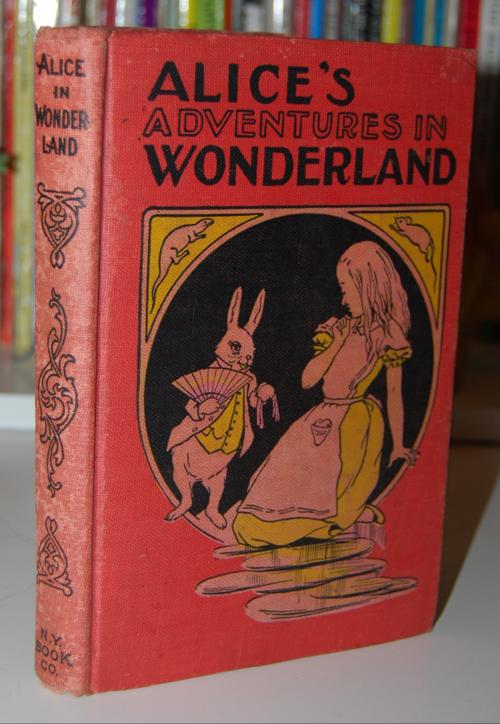 Alice's adventures in wonderland ny book co 1911 x