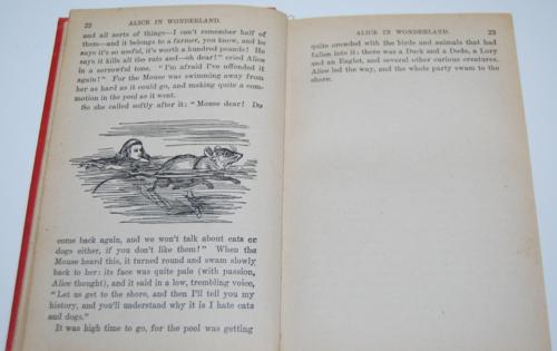 Alice's adventures in wonderland ny book co 1911 6