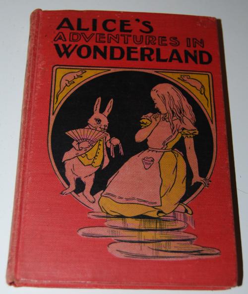 Alice's adventures in wonderland ny book co 1911