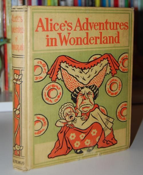 Alice's adventures in wonderland 1897 x