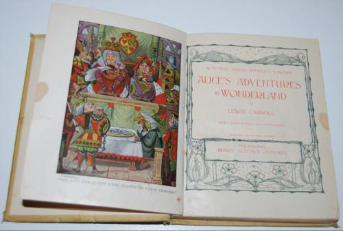 Alice's adventures in wonderland 1897 1