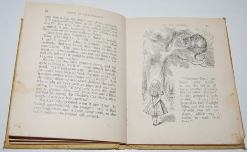 Alice's adventures in wonderland 1897 4