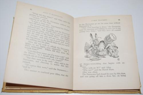 Alice's adventures in wonderland 1897 5