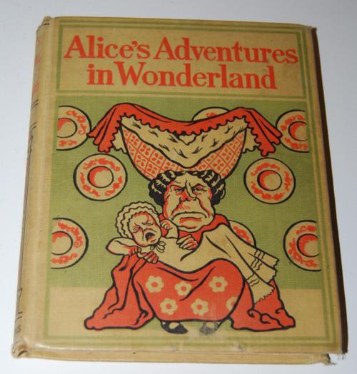 Alice's adventures in wonderland 1897