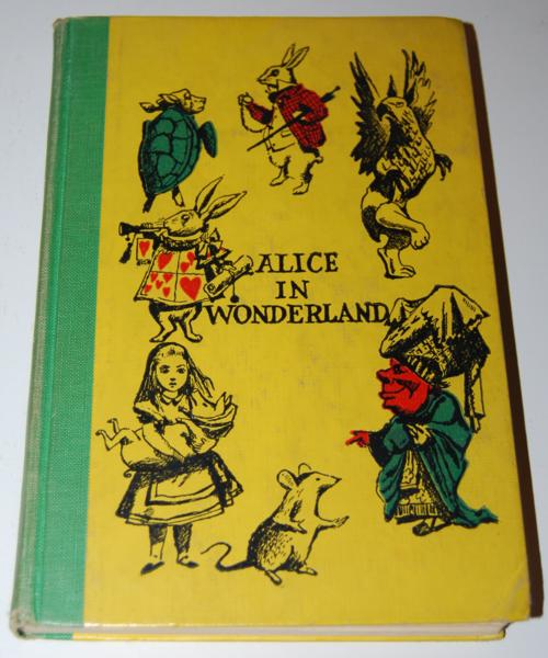 Alice in wonderland jr deluxe edition