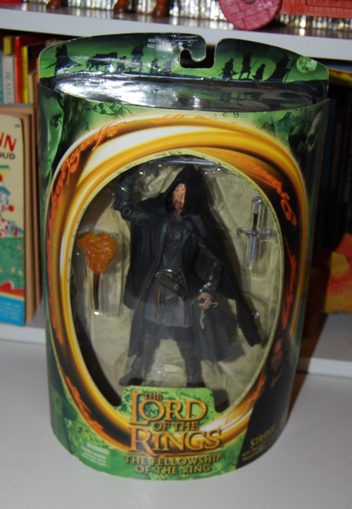 Lord of the rings strider figure 1