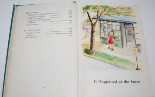 Once upon a storytime vintage reader 3