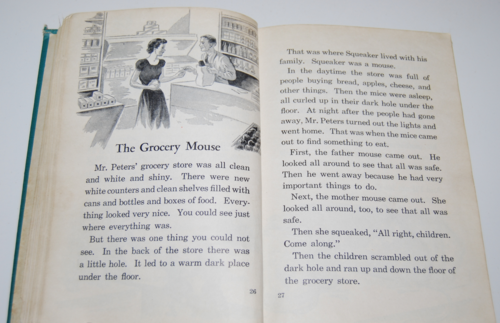 Once upon a storytime vintage reader 6