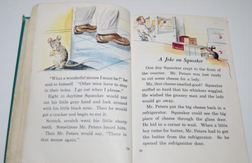 Once upon a storytime vintage reader 7