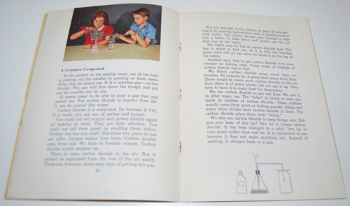 Vintage school science book 5