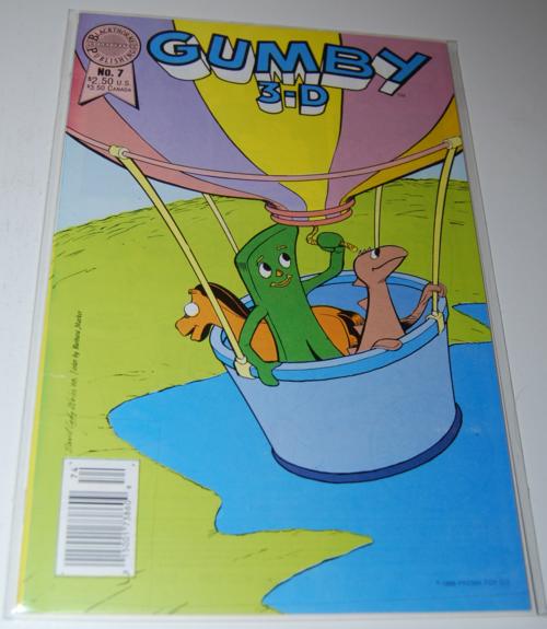 Gumby 3d comic blackthorne 7