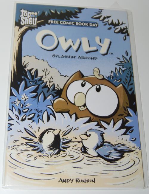Owly comic 1