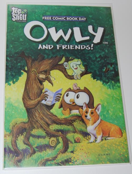 Owly comic