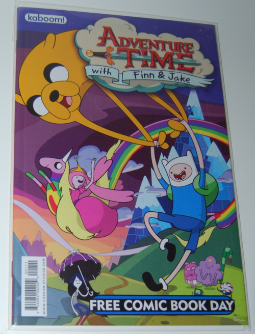Adventure time comic