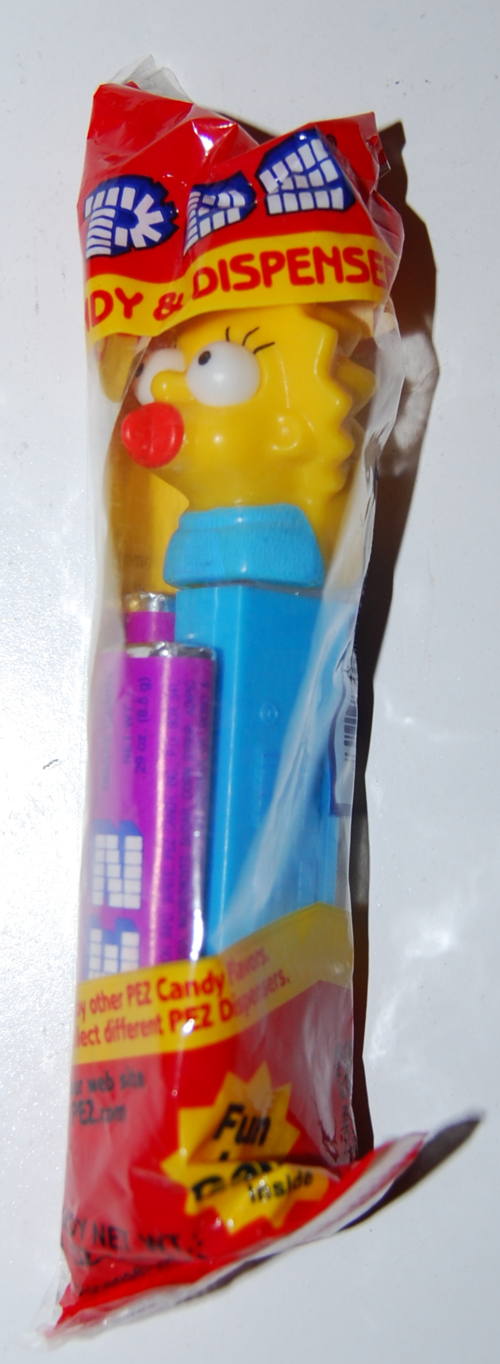 Simpsons pez dispensers 2