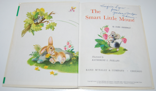 The smart little mouse elf book 1
