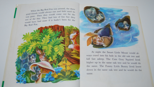 The smart little mouse elf book 3