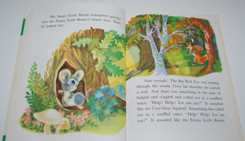 The smart little mouse elf book 5