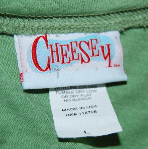 Gumby t shirt 2x