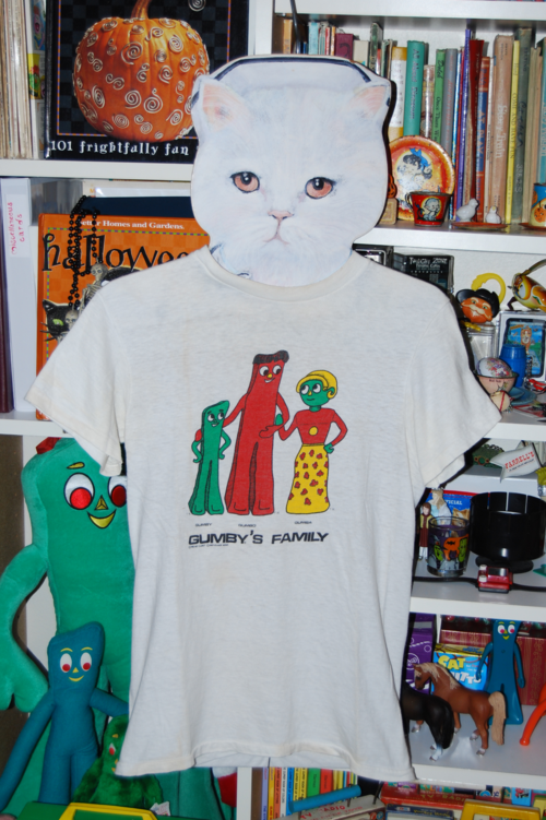 Gumby t shirt 1