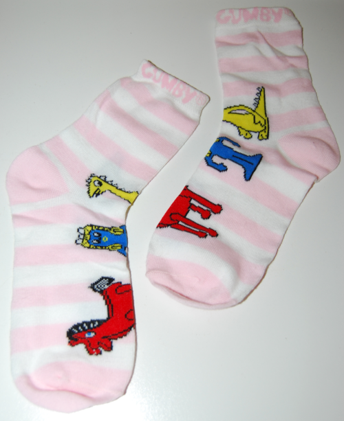 Gumby socks 4