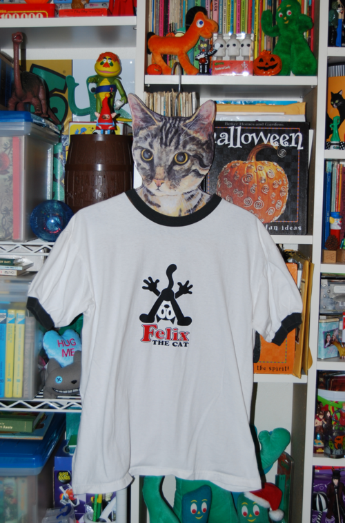 Felix the cat t shirt
