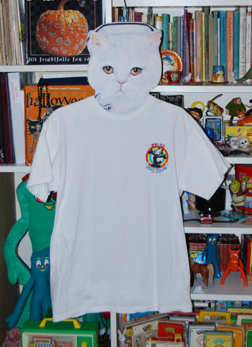 Felix the cat t shirt 1