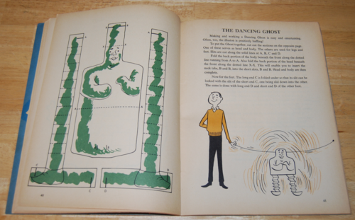 Bewitched vintage activity book 7