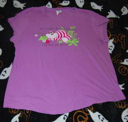 T shirts alice 7