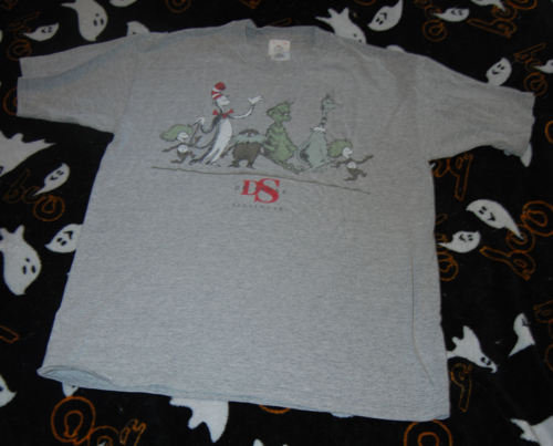 T shirts dr seuss