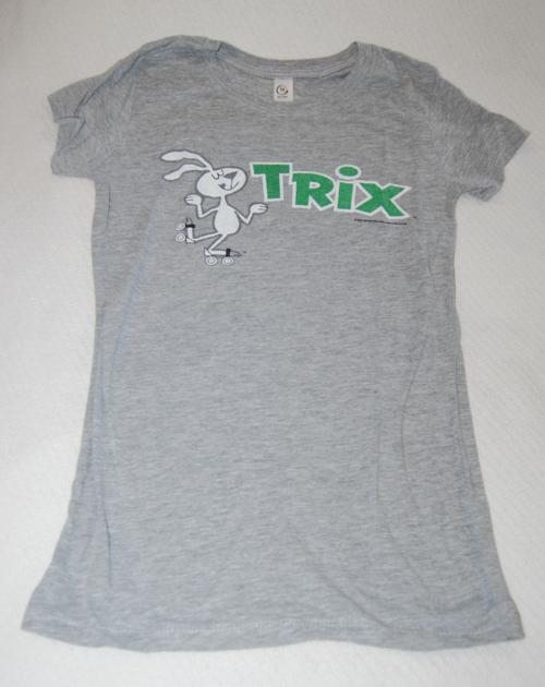 T shirts trix