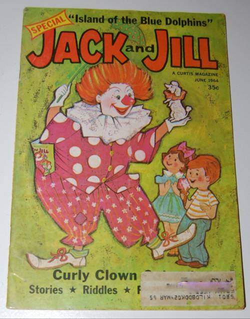 Jack & jill magazine june 1964
